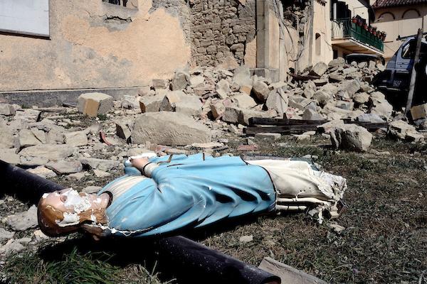 Terremoto in Italia Centrale
