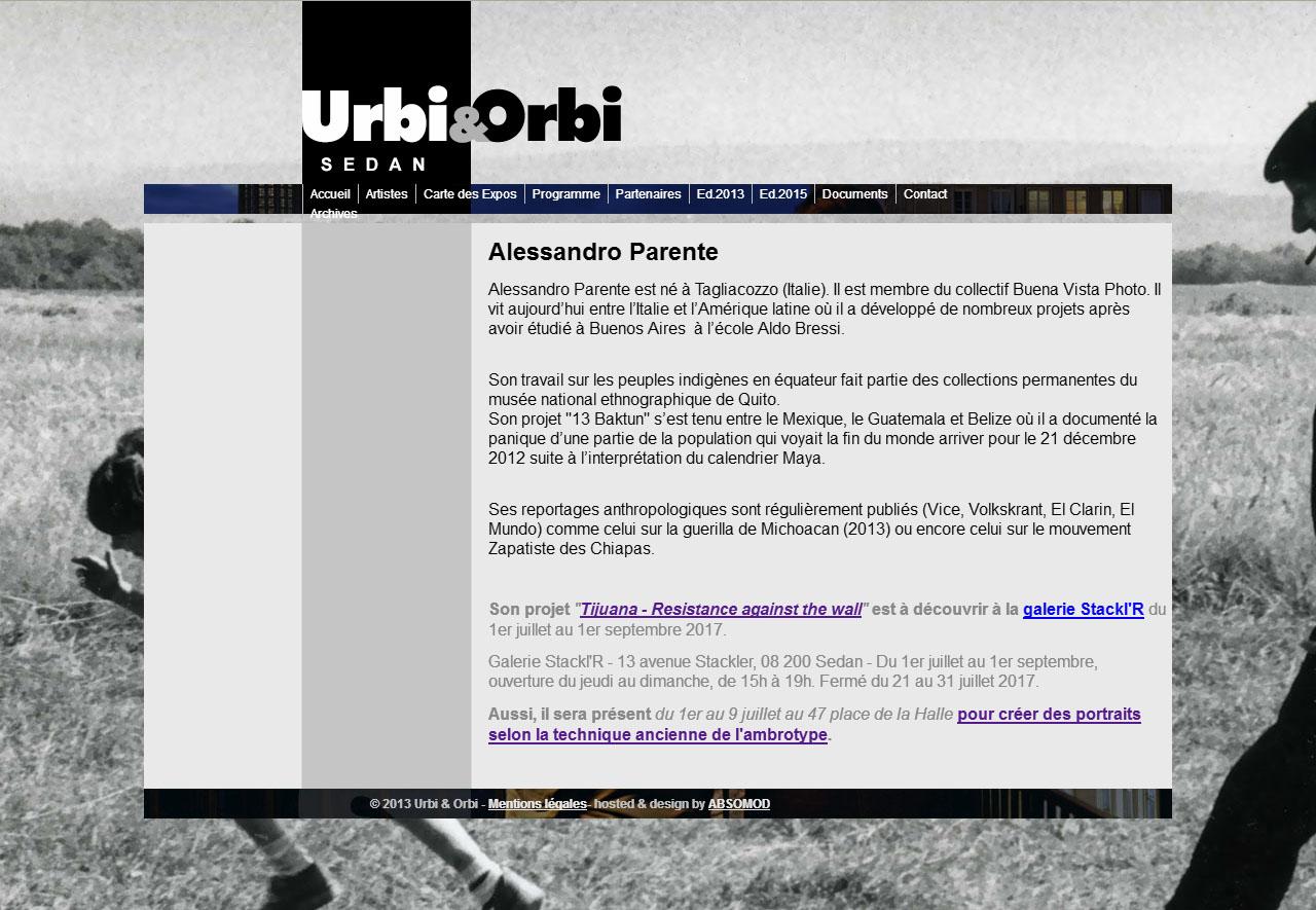 urbi&orbi